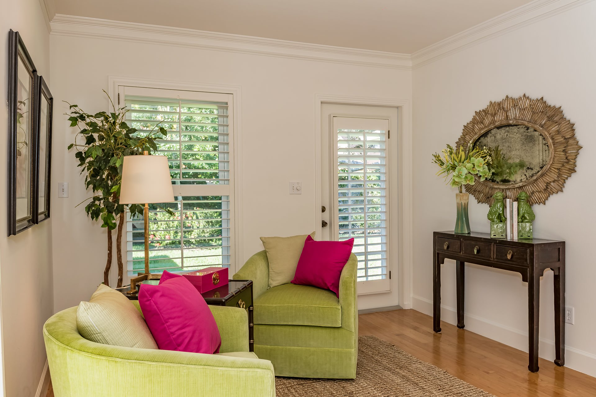 Bayview Cottage Eclectic