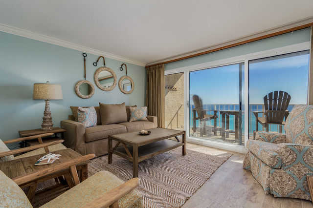 Beachfront Condo Renovations : Beach house condo remodel