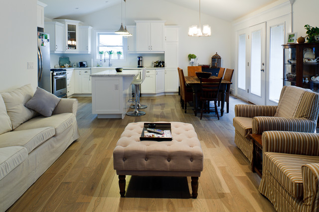 Beach House - contemporary - living room - ottawa - by Gaylord