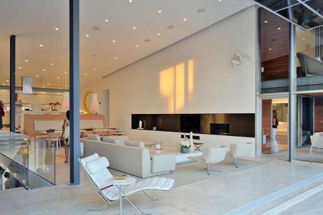 Beach House Living Room ビーチスタイル リビングルーム