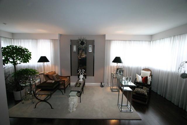 Beautiful Etobicke Living Room Contemporary Living