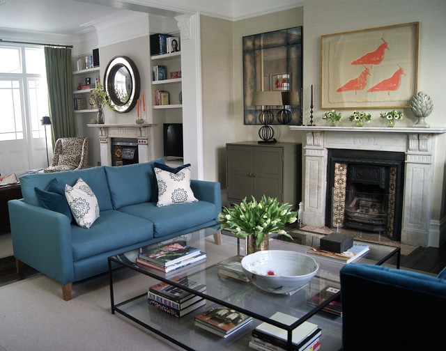 Beautifully Furnished Open Plan Living, Furnished Living Rooms