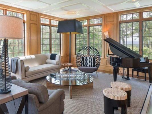 Bedford Hills - Family Room