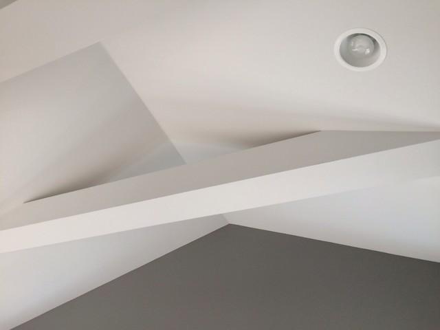 Example of a southwest living room design in Cincinnati