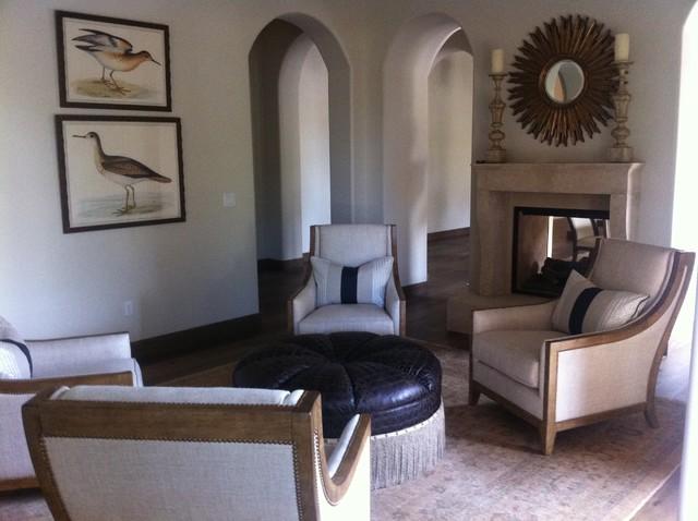 Bella Sol contemporary-living-room