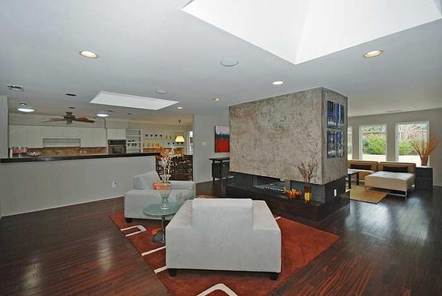 Bellar Project modern-living-room