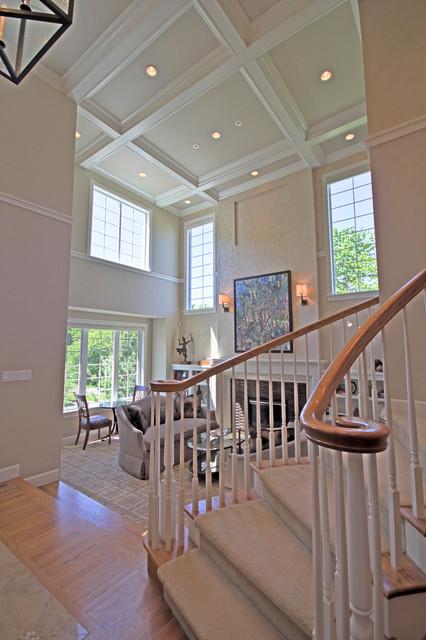 Bellevue Murray Frankyl Remodel traditional-living-room