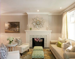 Benjamin Moore Paint Ideas - Living Rooms contemporary-living-room