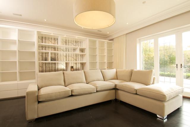 Bereco contemporary-living-room