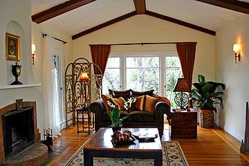 Berkeley Hills House contemporary-living-room