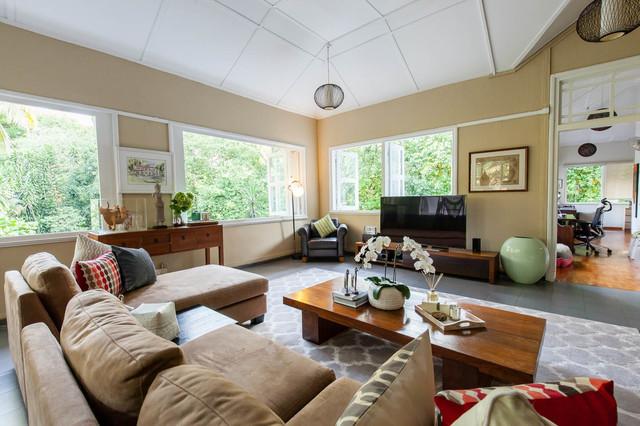 Berkshire Road living-room