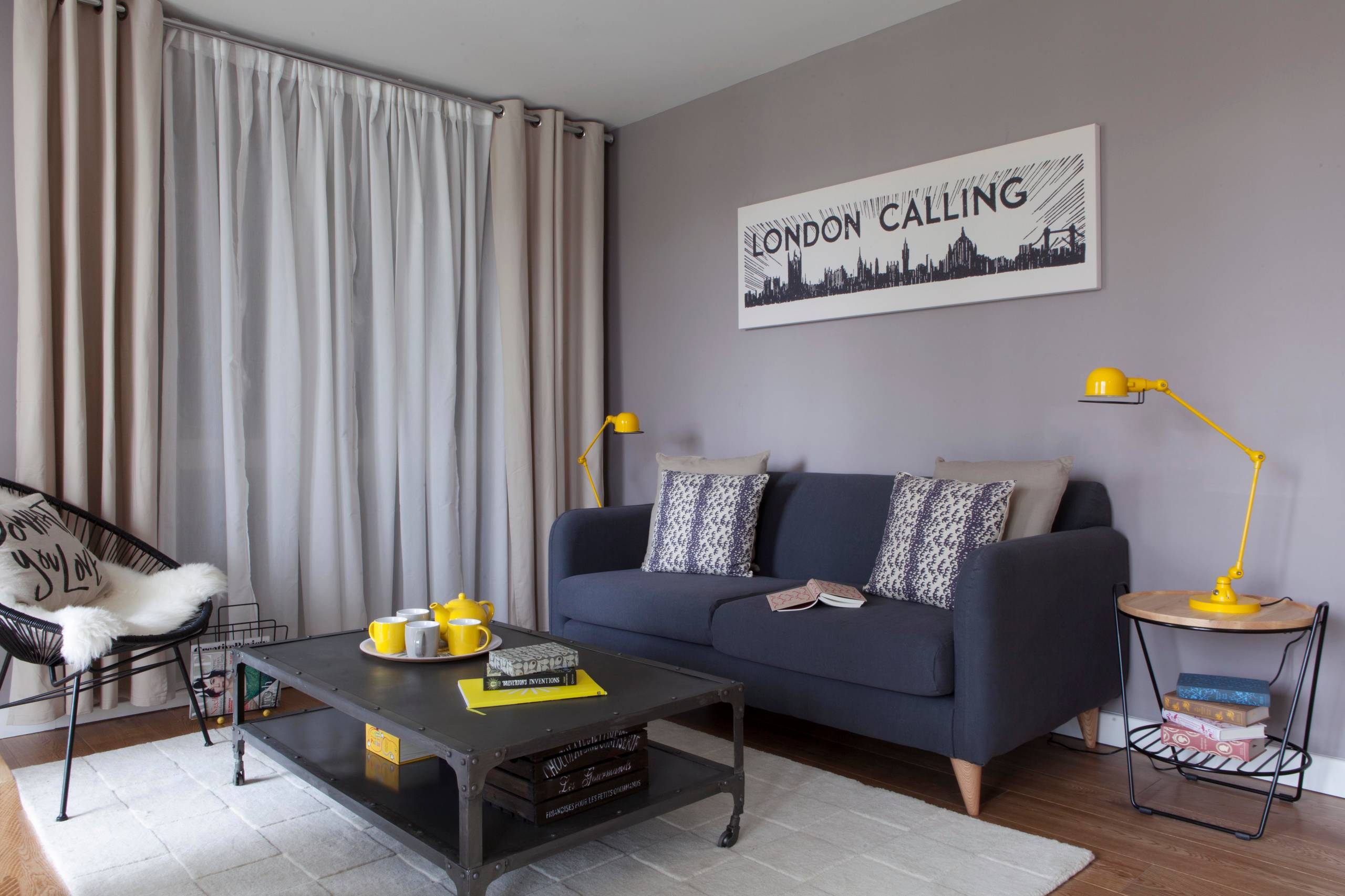 10 Modern Ideas For Curtains Houzz Uk, Contemporary Curtains For Living Room Uk