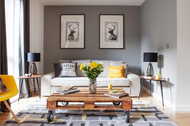 Image result for studio morton living room