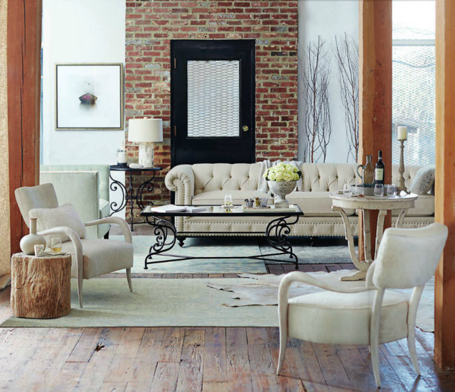 Bernhardt Auberge Collection Transitional Living