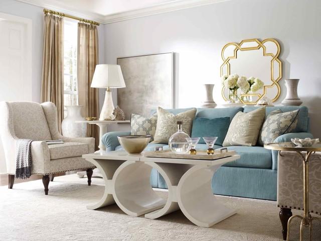 Home Salon Furniture Delectable Bernhardt Vendors  Transitional  Living Room  Charlotte . Review