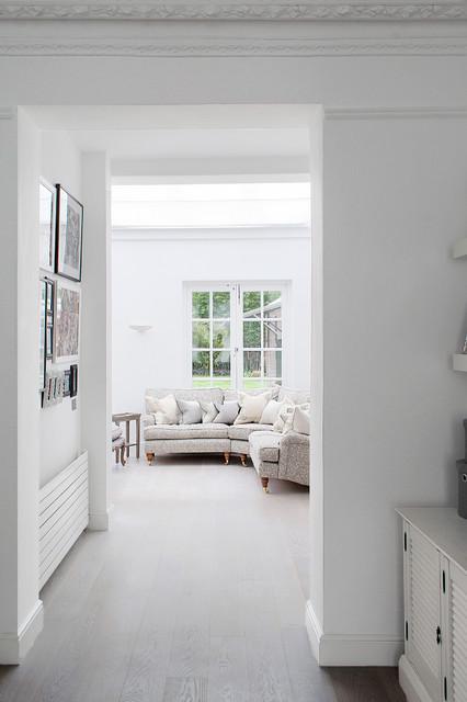 Bespoke Interior Design farmhouse-living-room