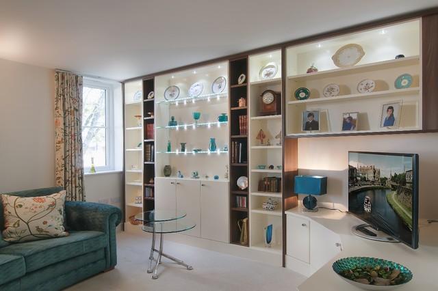 Attractive Bespoke Living Room Furniture