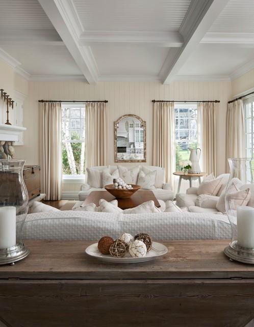 Best Traditional Interior Design 2017 Detroit Home Magazine Awardbeach Style Living Room