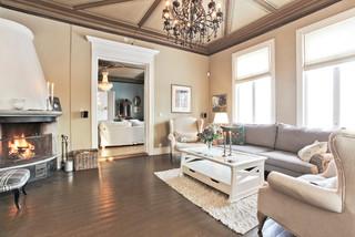 Bestumveien shabby-chic-living-room
