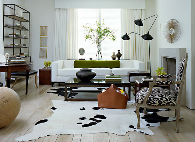 Betsy Brown modern-living-room