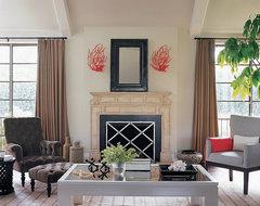 Betsy Burnham contemporary-living-room