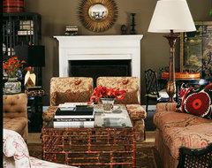 Betsy Burnham living-room