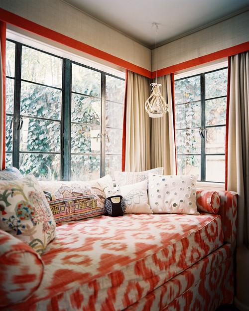 Betsy Burnham  living room