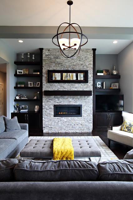 Bettendorf Iowa Jennifer Home By Windmiller Design Transitional Living Room Cedar
