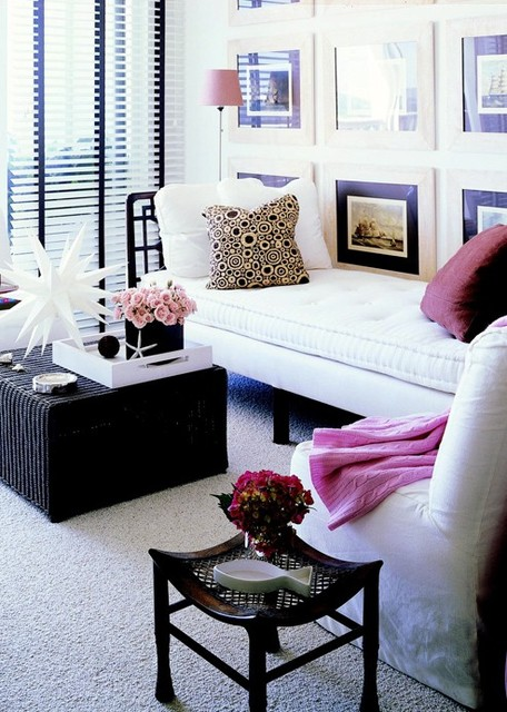 Better Homes and Gardens - Contemporary - Living Room - Other