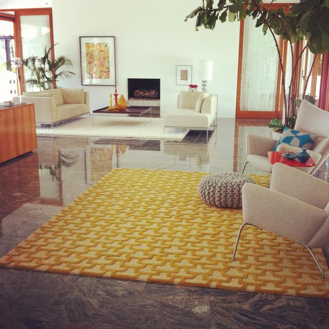 Betty Living Room modern-living-room