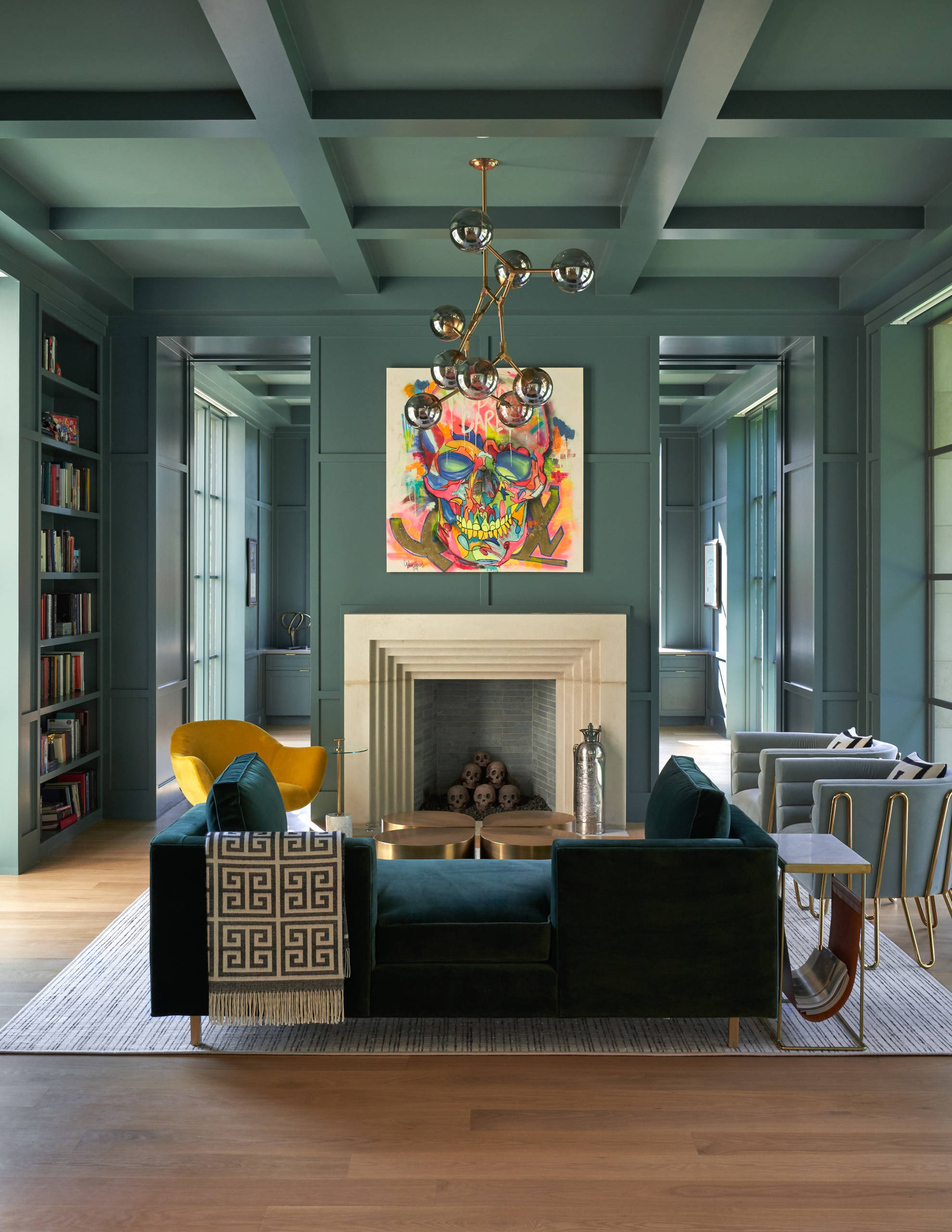 75 Beautiful Eclectic Living Room Pictures Ideas February 2021 Houzz