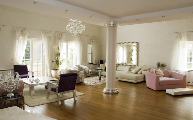 BEYKOZ KONAK  YILDIRIM contemporary-living-room