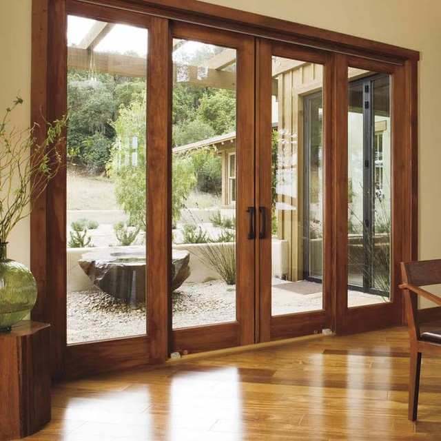 Bi Parting Patio Door
