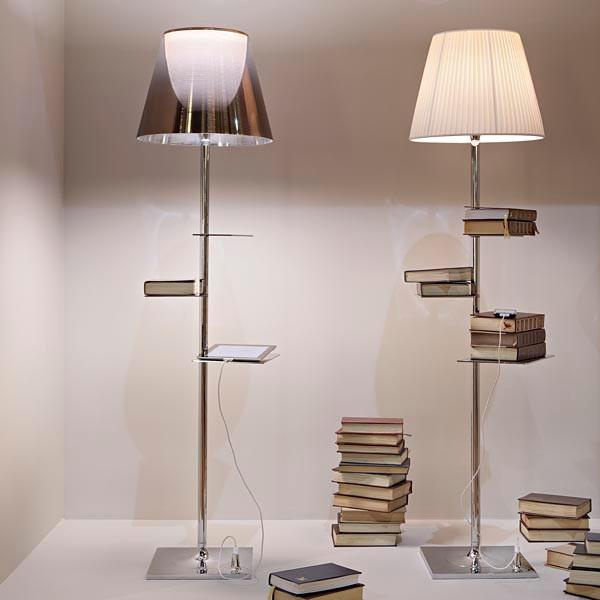 Bibliotheque Nationale lampa | Golv | Flos