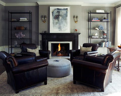 Bill Bolin Photography - Christy Blumenfeld Architecture traditional living room
