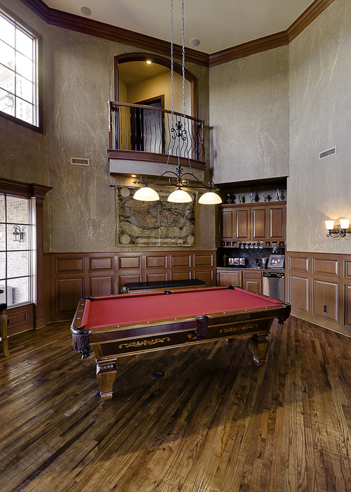 15 Homes With Amazing Pool Tables That Are Anything But An Eyesore (PHOTOS)  | HuffPost