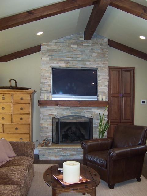 Blackhawk California Casual traditional-living-room