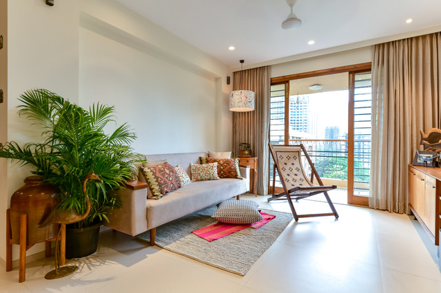 20 New Indian Living Rooms On Houzz By India S Top Design Firms