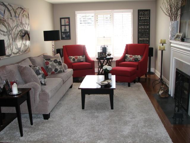 Blenheim Family Room contemporary-living-room