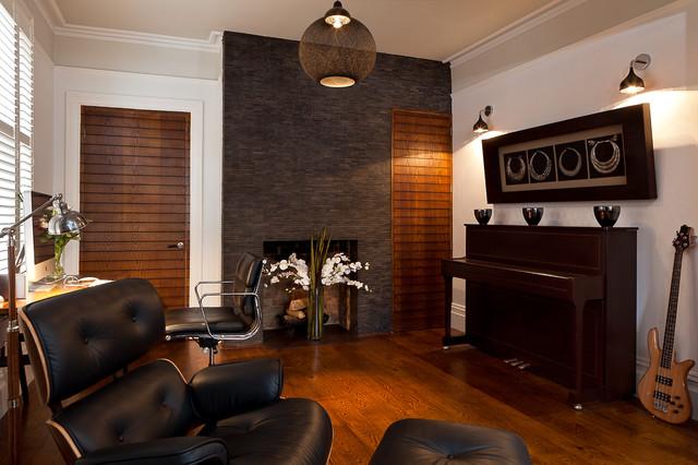 blenheim road modern living room london by boutique homes