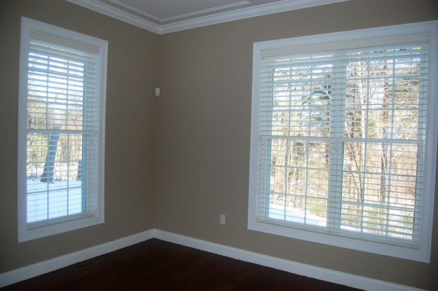 Blinds & Shades living-room