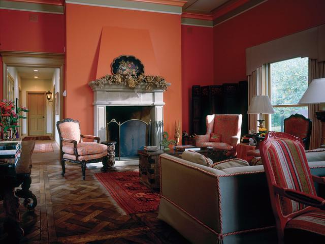 Bloomington Mn Completed In 1995 Mediterranean Living Room Minneapolis By Erotas