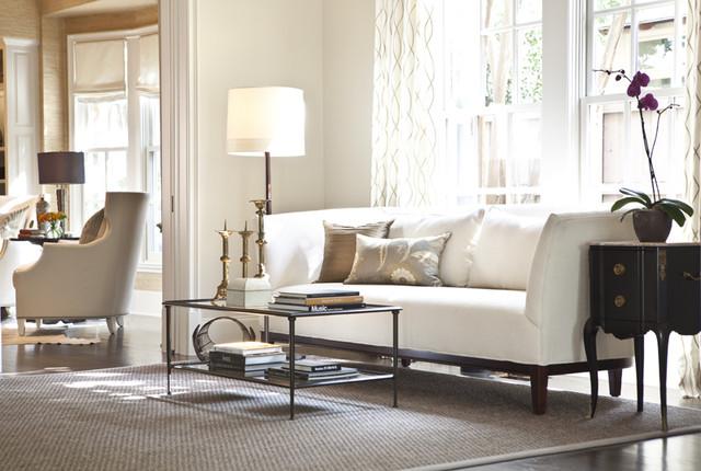Blu Sky Living Interior Design & Staging contemporary-living-room