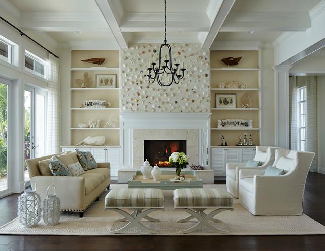Living Room Stools | Houzz