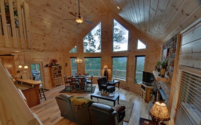 Blue Ridge Georgia Vacation Rental Cabins Traditional