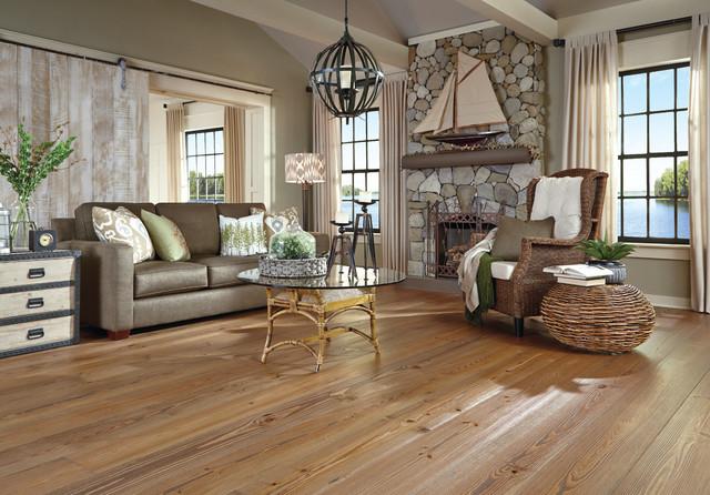 boathouse rustic living room boston by carlisle top notch floor decor inc home