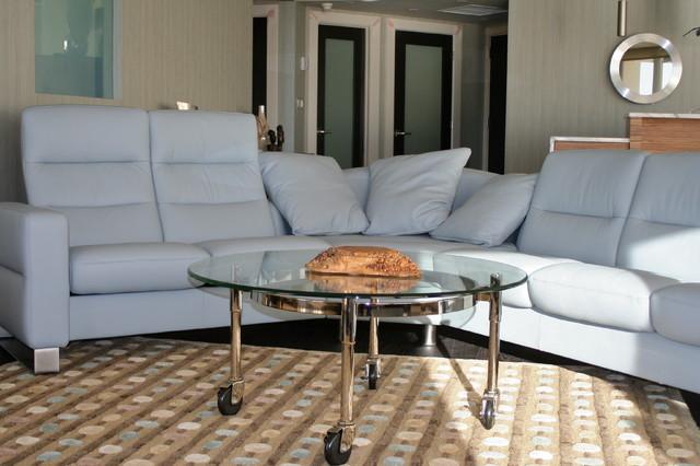 Boca LP contemporary-living-room