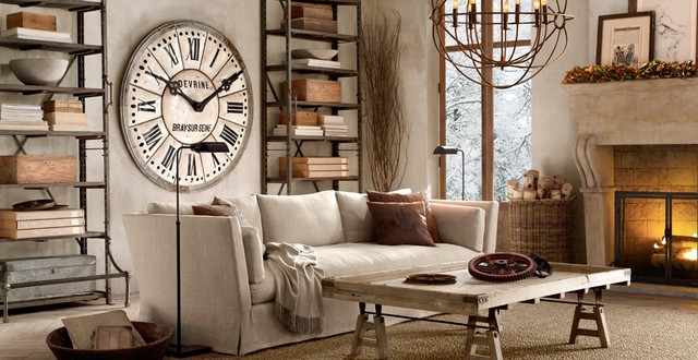 Boho Chic Eclectic Living Room