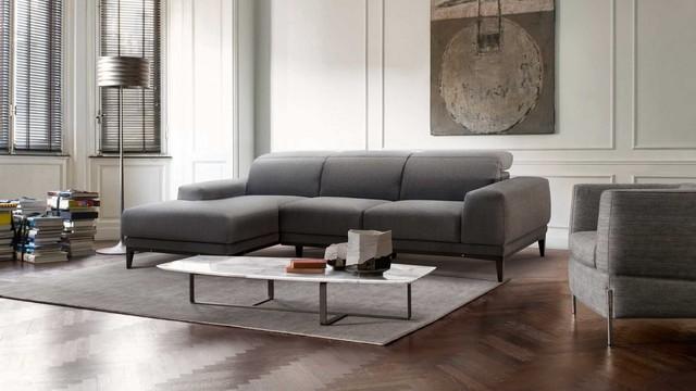 Borghese natuzzi italia sofa contempor neo sal n for Natuzzi muebles
