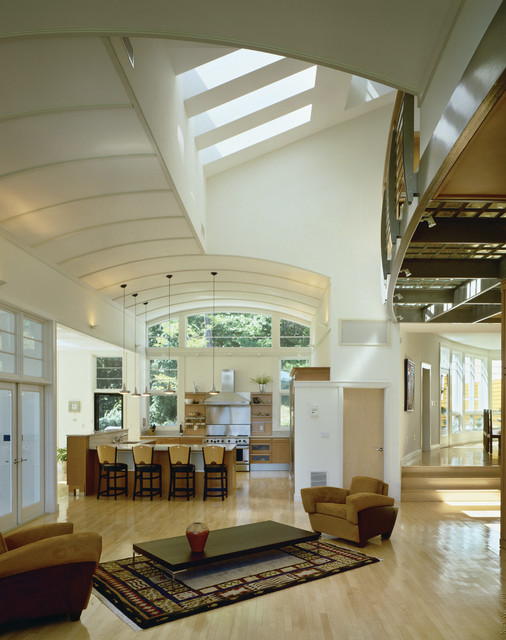 Boston Architects: Eck | MacNeely Architects inc. modern-living-room